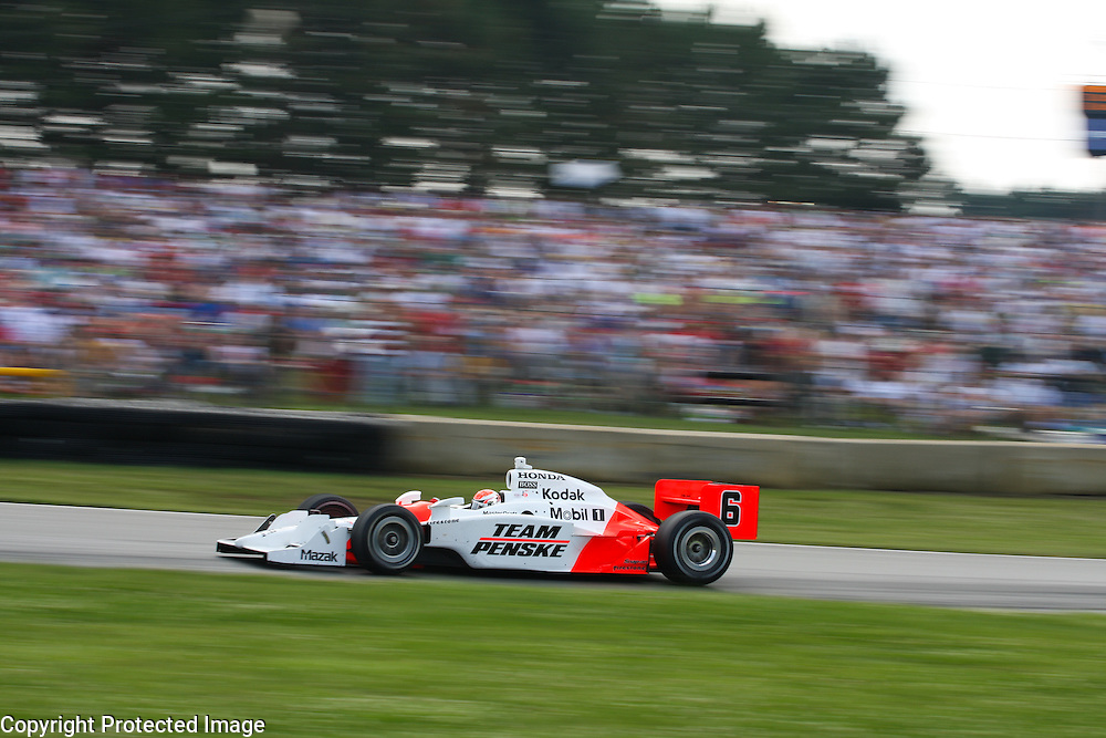 July 18-20, 2008 Lexington, OH. The Honda Indy 200 at Mid-Ohio presented by Westfield Insurance