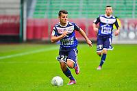 Corentin JEAN - 10.01.2014 - Troyes / Brest - 19e journee Ligue 2<br /> Photo : Dave Winter / Icon Sport