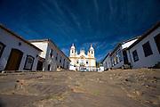 Tiradentes_MG, Brasil.<br /> <br /> Igreja Matriz de Sato Antonio em Tiradentes, Minas Gerais.<br /> <br /> Matriz de Santo Antonio church in Tiradentes, Minas Gerais.<br /> <br /> Foto: JOAO MARCOS ROSA / NITRO