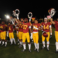 USC UCLA 1ST HALF