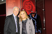 "Melissa Etheridge poses for a photo with Cary H. Sherman Chairman & CEO of the Recording Industry Association of America (RIAA) , in front Etheridges' jacket she wore to the 2005 Grammy Award show. The jacket is part of the ""Women Who Rock"" exhibition sponsored by the Rock and Roll Hall of Fame and the RIAA (Recording Industry Association of America) at NMWA in Wasington DC. Sunday Nov. 4th. Grammy award winner Melissa Etheridge is presented with The Excellence in the Performing Arts award from the National Museum of Women in the Arts (NMWA) in Washington DC. Sunday Nov. 4, 2012. Etheridge  also performed on the piano and then an acoustic set on guitar for an intimate audience of about 400 people. Photo ©Suzi Altman/For NMWA Grammy award winner Melissa Etheridge is presented with the National Museum of Women in the Arts' (NMWA) Award for Excellence in the Performing Arts in Washington DC. Sunday Nov. 4, 2012. Etheridge also performed on the piano and then an acoustic set on guitar for an intimate audience of about 300 people. Photo ©Suzi Altman/For NMWA<br />