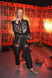 "Eva Herzigova at ""Hoping For Palestine"" Benefit Concert For Palestinian Refugee Children held at The Roundhouse, Chalk Farm Road, England. 04 June 2018."