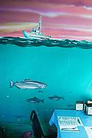 Lunasea Fish House in Yachats, Oregon.