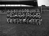 1959 Junior Home Final - Fermanagh vs. Kerry