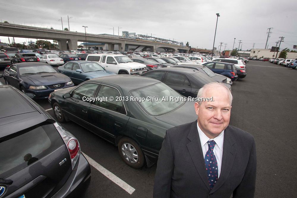 Tom Wulf of Lowe Enterprises Real Estate Group. (Photo by Ringo Chiu/PHOTOFORMULA.com)