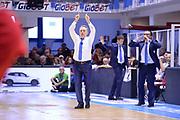 DESCRIZIONE : Brindisi  Lega A 2015-16<br /> Enel Brindisi Openjobmetis Varese<br /> GIOCATORE : Piero Bucchi<br /> CATEGORIA : Allenatore Coach Schema Mani<br /> SQUADRA : Enel Brindisi<br /> EVENTO : Campionato Lega A 2015-2016<br /> GARA :Enel Brindisi Openjobmetis Varese<br /> DATA : 29/11/2015<br /> SPORT : Pallacanestro<br /> AUTORE : Agenzia Ciamillo-Castoria/M.Longo<br /> Galleria : Lega Basket A 2015-2016<br /> Fotonotizia : Brindisi  Lega A 2015-16 Enel Brindisi Openjobmetis Varese<br /> Predefinita :
