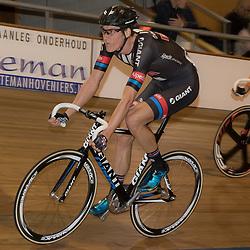 20-12-2015: Wielrennen: NK Baan: Alkmaar<br />ALKMAAR (NED) baanwielrennen  <br />Ramon Sinkeldam