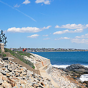 The Cliff Walk, Newport Rhode Island