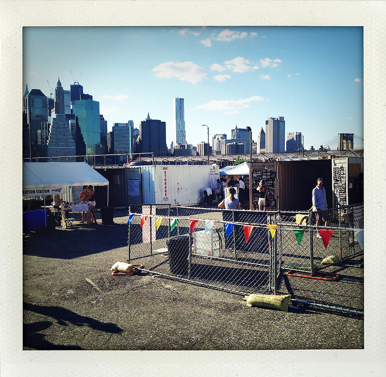 PHOTOVILLE, Brooklyn, New York, June 2012..© Stefan Falke.www.stefanfalke.com..