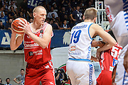 Donatas Zavackas<br /> Red October Cantu' - Consultinvest Pesaro<br /> LegaBasket 2016/2017<br /> Desio 13/10/2016<br /> Foto Ciamillo-Castoria