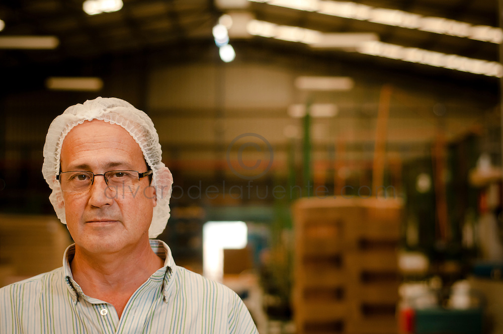 Sánchez y Cia.Contacto: Jorge Coggiola, Jefe de Producción. Santiago de Chile. 25-03-2013 (©Alvaro de la Fuente/Triple.cl)