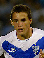 Argentina League - Primera Division 2015 / <br /> Club Atletico Vélez Sarsfield - Argentina - <br /> Federico Vazquez