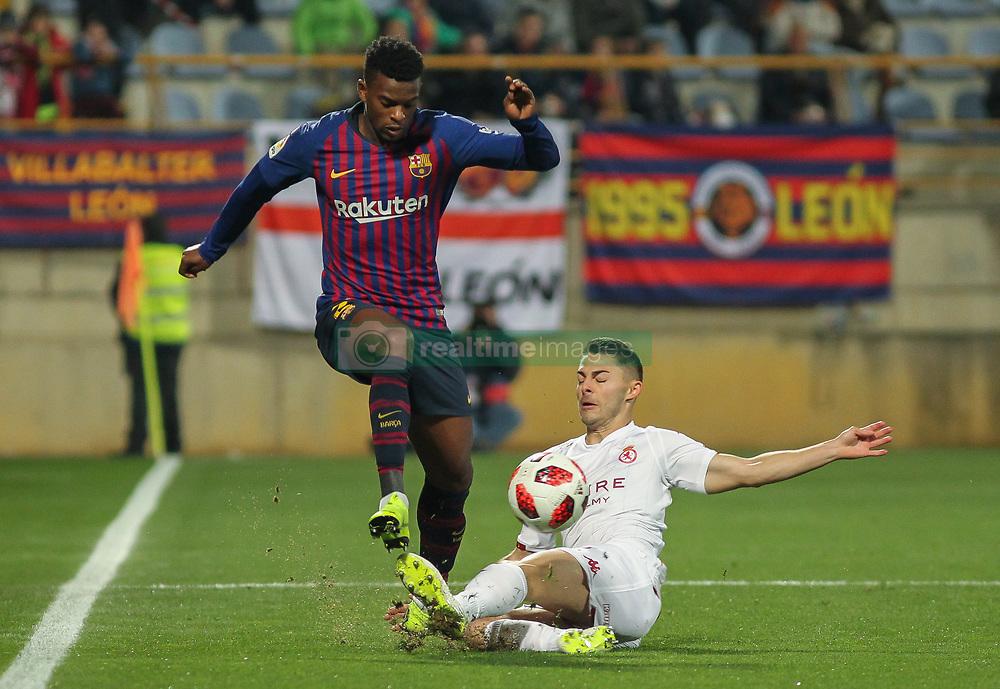 صور مباراة : كولتورال ليونيسا - برشلونة 0-1 ( 31-10-2018 ) كأس ملك إسبانيا 20181031-zaa-a181-015