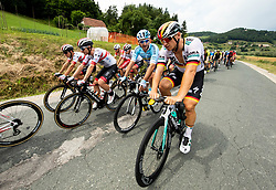 Pascal Ackermann (GER) of Bora - Hansgrohe during 1st Stage of 26th Tour of Slovenia 2019 cycling race between Ljubljana and Rogaska Slatina (171 km), on June 19, 2019 in  Slovenia. Photo by Vid Ponikvar / Sportida