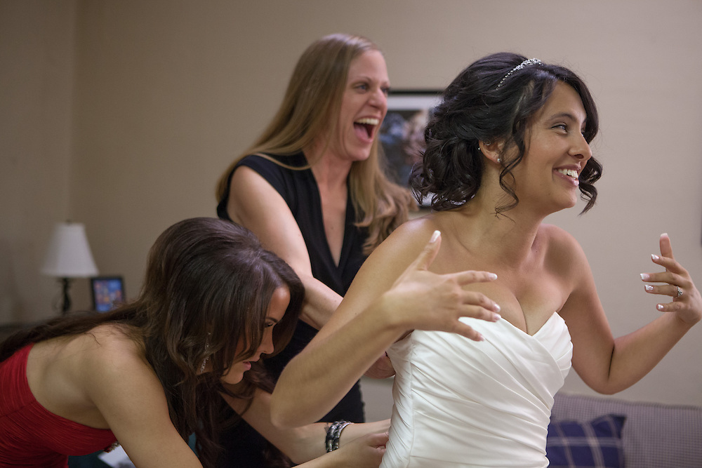 The Seattle Washington destination wedding of Natalie & Jesse from Santa Fe New Mexico.