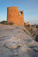 Hovenweep Castle ruins, Hovenweep National Monument, Arizona