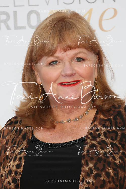 MONTE-CARLO, MONACO - JUNE 11:  Lesley Nicol attends the Closing Ceremony and Golden Nymph Awards of the 54th Monte Carlo TV Festival on June 11, 2014 in Monte-Carlo, Monaco.  (Photo by Tony Barson/FilmMagic)