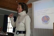 Omdømmebygging og bolyst var tema for årets Selbukonferanse. Det er kraft i distrikts-Norge. Jeg bodde her noen få år, men det er ikke tilfeldig at Selbu preger meg som den gjør, sier Karen Espelund, tidligere generalsekretær i Norges Fotballforbund, nå fylkesdirektør kultur og næring i Sør-Trøndelag.