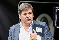 © Licensed to London News Pictures. 21/10/2019. London, UK. Member of Parliament for North West Leicestershire and a member of European Research Group (ERG) ANDREW BRIDGEN in College Green, Westminster. Photo credit: Dinendra Haria/LNP