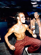 Mad dancing Ibiza 1999