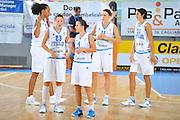 DESCRIZIONE : Cagliari Qualificazioni Europei 2011 Italia Belgio<br /> GIOCATORE : Team Italia<br /> SQUADRA : Nazionale Italia Donne<br /> EVENTO : Qualificazioni Europei 2011<br /> GARA : Italia Belgio<br /> DATA : 20/08/2010 <br /> CATEGORIA : <br /> SPORT : Pallacanestro <br /> AUTORE : Agenzia Ciamillo-Castoria/M.Gregolin<br /> Galleria : Fip Nazionali 2010 <br /> Fotonotizia : Cagliari Qualificazioni Europei 2011 Italia Belgio<br /> Predefinita :