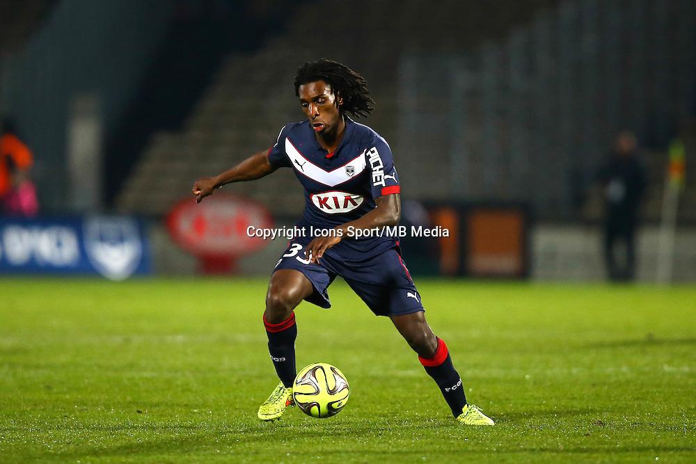 Sessi d Almeida - 16.01.2015 - Bordeaux / Nice - 21e journee Ligue 1<br />Photo : Manuel Blondeau / Icon Sport