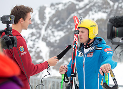 06.10.2015, Moelltaler Gletscher, Flattach, AUT, OeSV Medientag, im Bild Max Franz (AUT) // Austrian Skiracer Max Franz during the media day of Austria Ski Federation OSV at Moelltaler glacier in Flattach, Austria on 2015 10/05. EXPA Pictures © 2015, PhotoCredit: EXPA/ Johann Groder