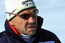 Vladimir Korolkevic at practice of Slovenian Cross country National team before new season 2008/2009, on October 22, 2008, glacier Dachstein, Ramsau, Austria. (Photo by Vid Ponikvar / Sportida).