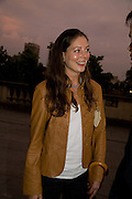 AMY GILLIAM; , Film 4 Summer Screen at Somerset House. guillermo del Toro's Hellboy 11: The Golden Army. 31 July 2008. *** Local Caption *** -DO NOT ARCHIVE-© Copyright Photograph by Dafydd Jones. 248 Clapham Rd. London SW9 0PZ. Tel 0207 820 0771. www.dafjones.com.