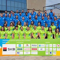 20160722: SLO, Olympic Games - Presentation of Slovenian Olympic Team for Rio 2016