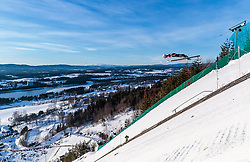 18.03.2018, Vikersundbakken, Vikersund, NOR, FIS Weltcup Ski Sprung, Raw Air, Vikersund, Finale, im Bild Daniel Andre Tande (NOR) // Daniel Andre Tande of Norway during the 4th Stage of the Raw Air Series of FIS Ski Jumping World Cup at the Vikersundbakken in Vikersund, Norway on 2018/03/18. EXPA Pictures © 2018, PhotoCredit: EXPA/ JFK