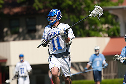 26 April 2009: Duke Blue Devils defenseman Tom Montelli (11) during a 15-13 win over the North Carolina Tar Heels during the ACC Championship at Kenan Stadium in Chapel Hill, NC.