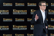 020615 'Kingsman: The Secret Service' Madrid photocall