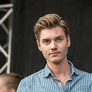 NLD/Hilversum/20180830 - Premiere GTST seizoen 29, Floris Bosma