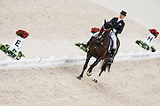 Mikala Munter Gundersen - My Lady<br /> Alltech FEI World Equestrian Games™ 2014 - Normandy, France.<br /> © DigiShots