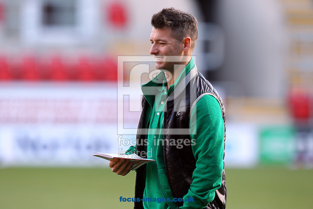 Wes Hoolahan of Norwich before the Sky Bet Championship match at the AESSEAL New York Stadium, Rotherham<br /> Picture by Paul Chesterton/Focus Images Ltd +44 7904 640267<br /> 14/01/2017