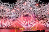NYE Fireworks 31st December 2015