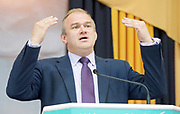 Sir Ed Davey former Energy Secretary &amp; Liberal Democrats candidate for Kingston &amp; Surbiton speaks at the Baitul Futuh Mosque, at an event to commemorate the establishment of The Ahmadiyya Caliphate, a non-political caliphate established on May 27, 1908. &nbsp;<br /> <br /> Following on from the tragic events in Manchester, Ed discussed the events in Manchester and reasserted the importance of traditional liberal values in defeating extremism.&nbsp;<br /> <br /> 27th May 2017 <br /> at the Baitul Futuh Mosque, Morden, Surrey <br /> <br /> <br /> Photograph by Elliott Franks <br /> Image licensed to Elliott Franks Photography Services