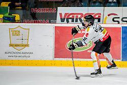 08.01.2017, Ice Rink, Znojmo, CZE, EBEL, HC Orli Znojmo vs Dornbirner Eishockey Club, 41. Runde, im Bild Brian Connelly (Dornbirner) // during the Erste Bank Icehockey League 41th round match between HC Orli Znojmo and Dornbirner Eishockey Club at the Ice Rink in Znojmo, Czech Republic on 2017/01/08. EXPA Pictures © 2017, PhotoCredit: EXPA/ Rostislav Pfeffer