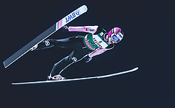 10.02.2019, Salpausselkae Hill, Lahti, FIN, FIS Weltcup Ski Sprung, Herren, im Bild Viktor Polasek (CZE) // Viktor Polasek of Czech Republic during the men's FIS Ski Jumping World Cup at the Salpausselkae Hill in Lahti, Finland on 2019/02/10. EXPA Pictures © 2019, PhotoCredit: EXPA/ JFK