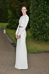 ERIN O'CONNOR at The Ralph Lauren & Vogue Wimbledon Summer Cocktail Party at The Orangery, Kensington Palace, London on 22nd June 2015.  The event is to celebrate ten years of Ralph Lauren as official outfitter to the Championships, Wimbledon.