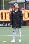 Den Bosch - Den Bosch - Pinoke Heren, Hoofdklasse Hockey Heren, Seizoen 2017-2018, 29-04-2018, Den Bosch - Pinoke 5-1,  Marieke Dijkstra (Pinoke)<br /> <br /> (c) Willem Vernes Fotografie