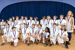 Pentathlon <br /> 5th Grade multi-school sports day competition