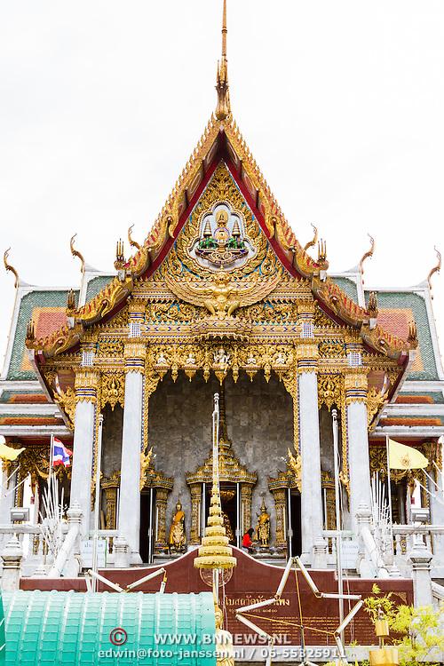 THA/Bangkok/201607111 - Vakantie Thailand 2016 Bangkok,