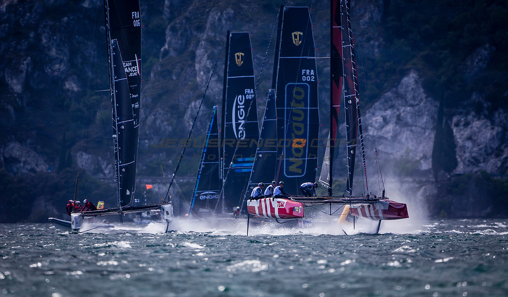 GC32 Riva Cup first event of the 2017 GC32 Racing Tour, ©Jesus Renedo/ GC32 Racing Tour