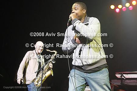 Doug E. Fresh performing at the 2008 Jammys at The Wamu Theater at Madison Square Garden on May 7,2008. ..Photo Credit; Rahav Segev/Photopass