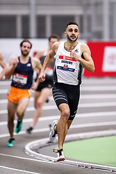 USATF Indoor Track and Field Championships<br /> held at Ocean Breeze Athletic Complex in Staten Island, New York on February 22-24, 2019; , adidas,