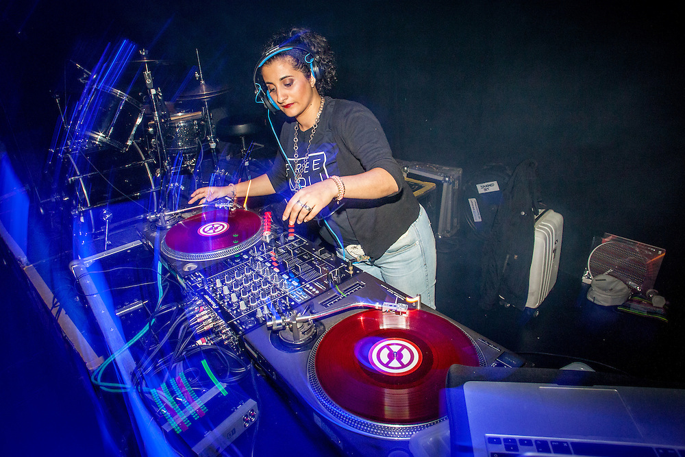 MARSM presents:<br /> <br /> The Case Of Arabic Hip Hop 5th Edition with Dj Missy Ness, Rafeef Ziadah, Stormtrap Asifeh, Malikah, Eslam Jawaad and Shadia Mansour. London, Saturday 15th October 2016.(Photos/Ivan Gonzalez)