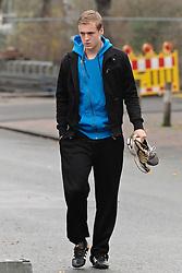 21.11.2010, Trainingsgelaende Werder Bremen, Bremen, GER, 1. FBL, Training Werder Bremen, im Bild Felix Kroos (Bremen #18)   EXPA Pictures © 2010, PhotoCredit: EXPA/ nph/  Frisch****** out ouf GER ******