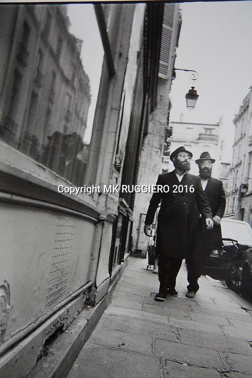 """""""Brothers""""                       Le Marais - Paris, France - 1983"""